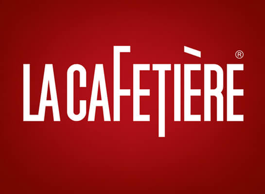 B2B marketing campaign for La Cafetiere